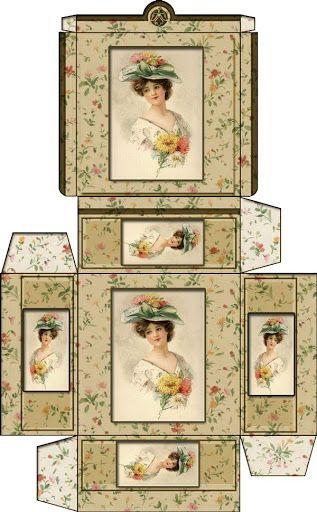mis cajas para casitas - de wissel - Picasa Web Albums