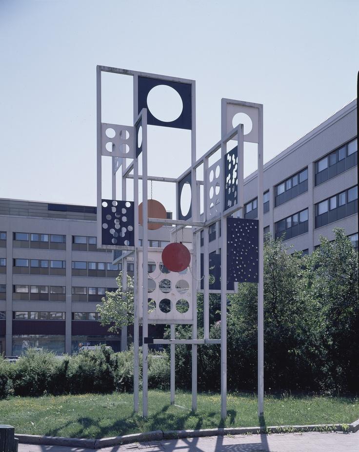 Ernst Mether-Borgström (1917-1996): Futura, 1985