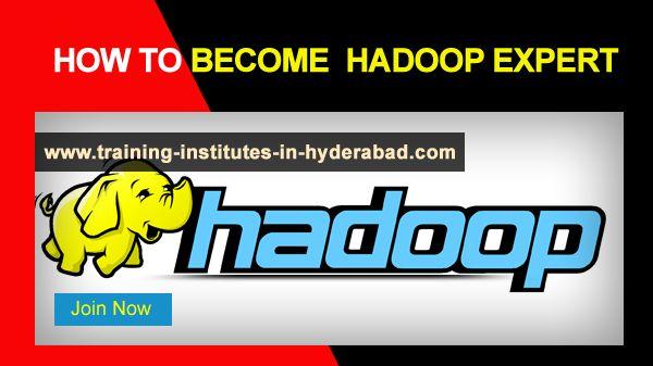 Hadoop Online Training institutes in Hyderabad, Ameerpet, India.  Visit: www.training-institutes-in-hyderabad.com