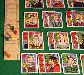 The Black Meeple: Juegos pequeños, grandes juegos: Familienbande