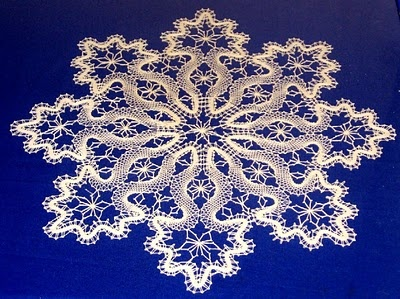 Hungarian lace