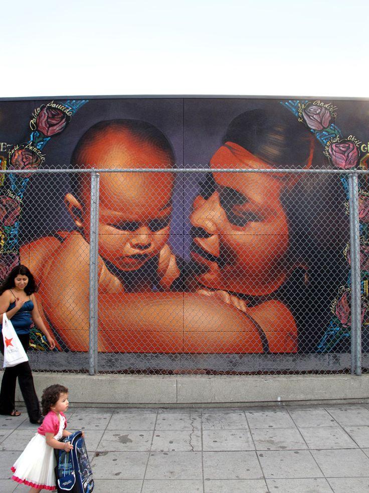 City: Los Angeles, USA / Artist: El Mac and Retna