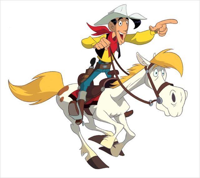 Tous à l'Ouest : une aventure de Lucky Luke : photo Olivier Jean-Marie - AlloCiné