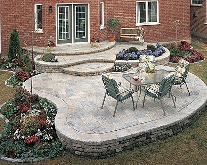 BELGARD.BIZOutdoor Ideas, Landscapes Ideas, Patios Design, Stones Patios, Outdoor Living, Outdoor Patios, Backyards Ideas, Patios Ideas, Outdoor Spaces