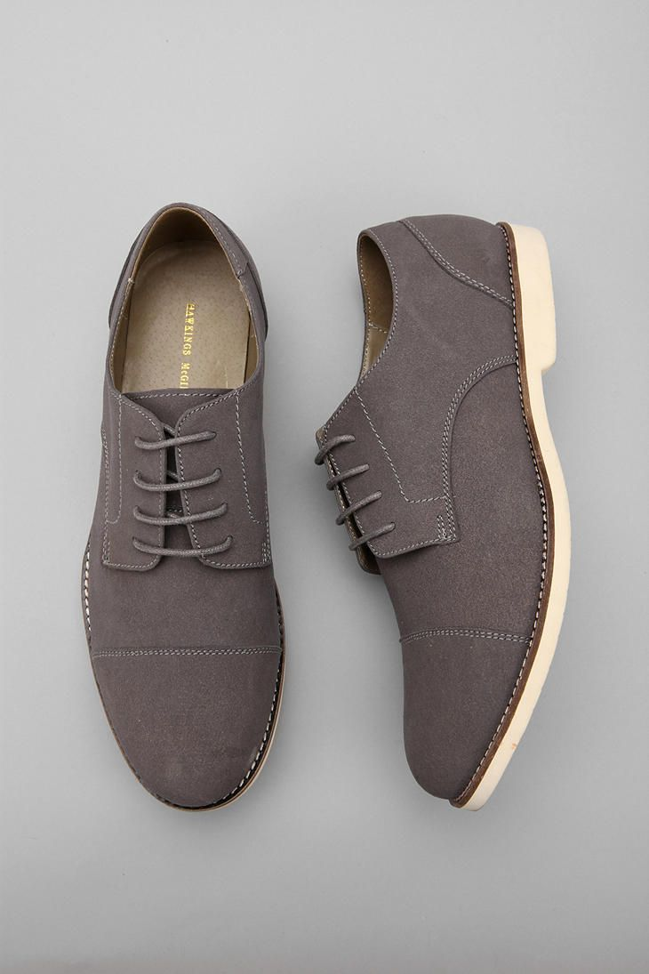Hawkings Mcgill Cap Toe Buck Shoe - Urban Outfitters