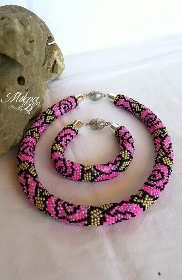 Beads....