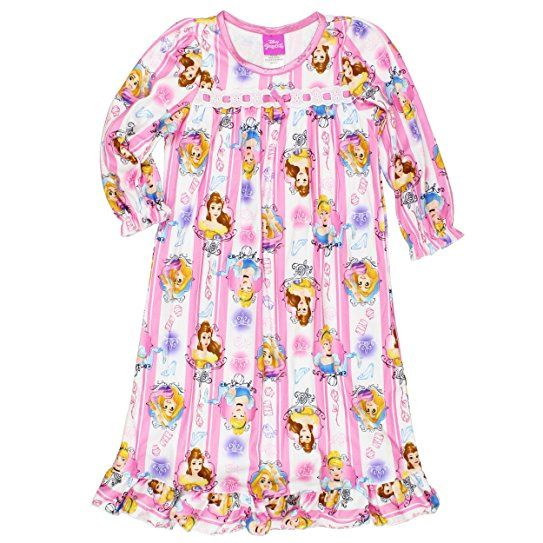 Disney Toddler Girl Flannel Nightgowns