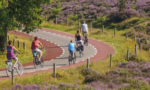 Eindelijk is het weer tijd om er lekker opuit te trekken met uw (elektrische) fiets: het weer wordt beter, de dagen langer. Geniet daarom van de eerste zonnestralen na een lange winterstop. We selecteerden drie fietsroutes waarmee u bijvoorbeeld tijdens het paasweekend weer kunt genieten van een heerlijke fietstocht.