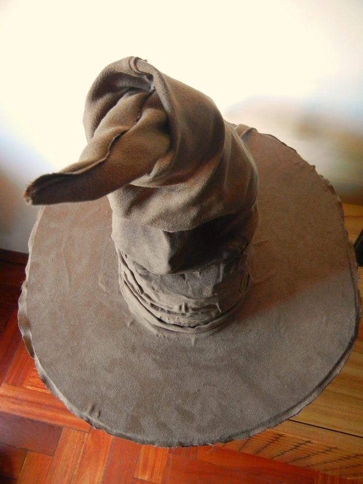 Sombrero seleccionador Harry Potter Tutorial 28