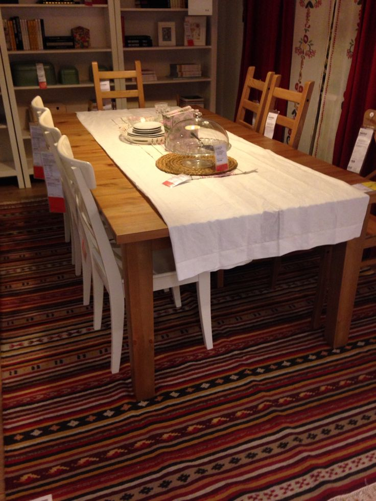 Tables manger ikea table et chaises salle a manger ikea for Table salle a manger ikea