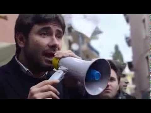 ALESSANDRO DI BATTISTA (M5S) vinciamo le Europee e andiamo al Governo - ...