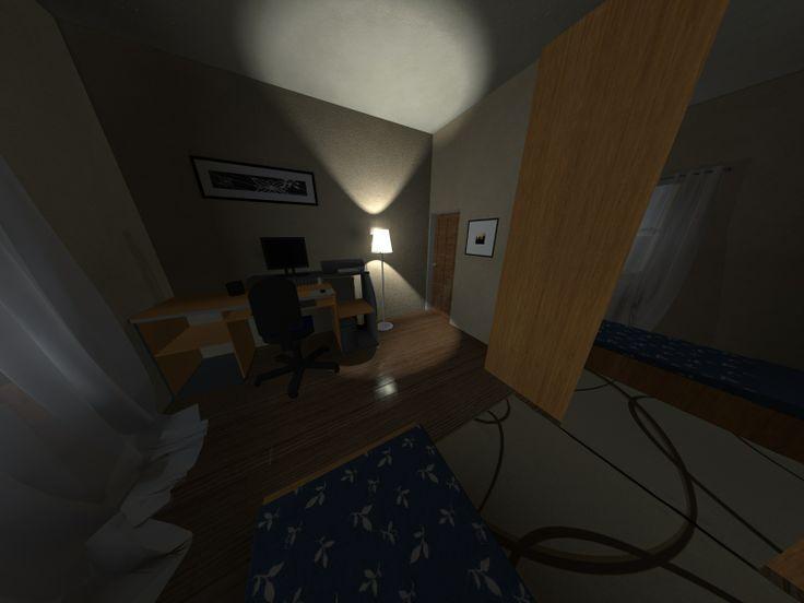 artlantis-camera render 3