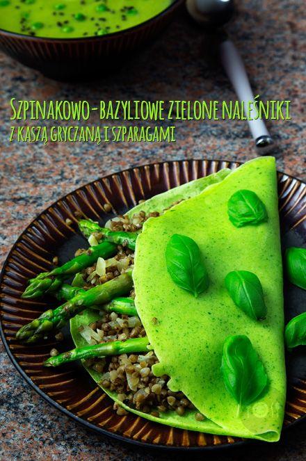 Zielono na talerzu czyli seria naszych przepisów w najnowszym magazynie Miasto Kobiet Szpinakowo-bazyliowe zielone naleśniki z kaszą gryczaną i szparagami http://gotowaniezpasja.pl/kipi-kasza/368-szpinakowo-bazyliowe-zielone-nalesniki-z-kasza-gryczana-i-szparagami #foodphotography #foodporn #fotografiakulinarna #blogkulinarny #gotowaniezpasją #pawełłukasik #grzegorztargosz