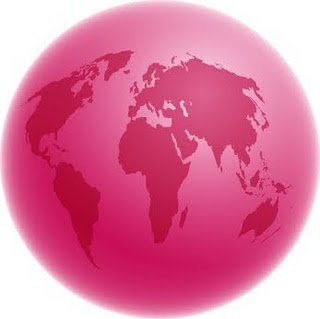 pink world  Support Breast Cancer Awareness