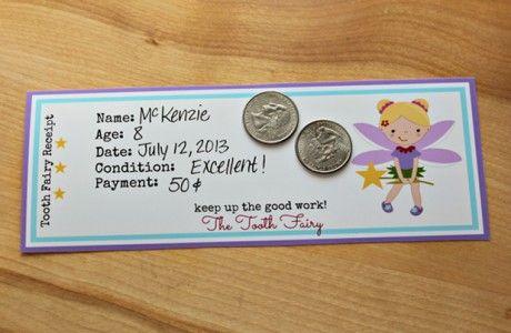 1000 images about tooth fairy on pinterest dollar bills for Hallmark fairy door