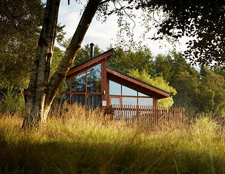 Golden Oak cabin at Cropton #NorthYorkMoors #ForestRetreat #UKgetaway Self Catering Cabin & Lodges in Cropton, Scarborough 2015/2016 - Forest Holidays