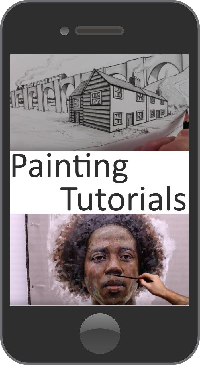 Free Online Painting Tutorials For All Levels Best Youtube