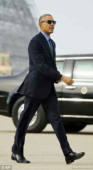 Dignified, intelligent, educated, fit, handsome, compassionate leader. Or the EXACT opposite of POS.