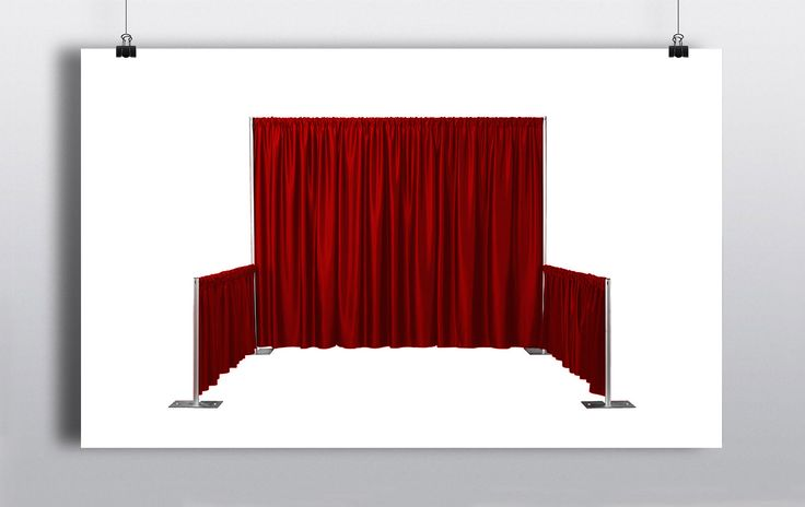 Pipe & Drape is a very simple & inexpensive way to transform a venue. It can also serve the purpose of hiding unsightly fixtures & fitting or creating temporary room dividers. Here at Prophouse we stock a variety of coloured pipe & drape systems including white, black, red, blue & checkered. http://www.prophouse.ie/portfolio/pipe-drape-red/
