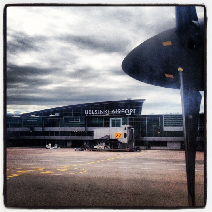 helsinky airport