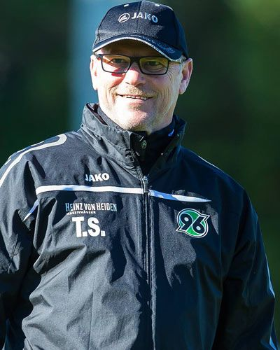Thomas Schaaf - deutscher U21 Nationalspieler + Trainer