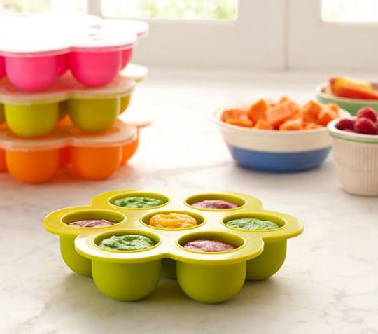 10 Container Options For Freezing Baby Food