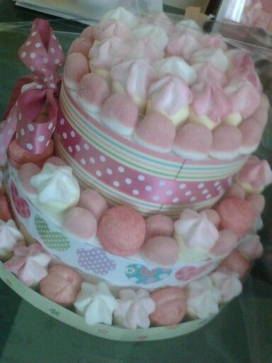Torta di caramelle