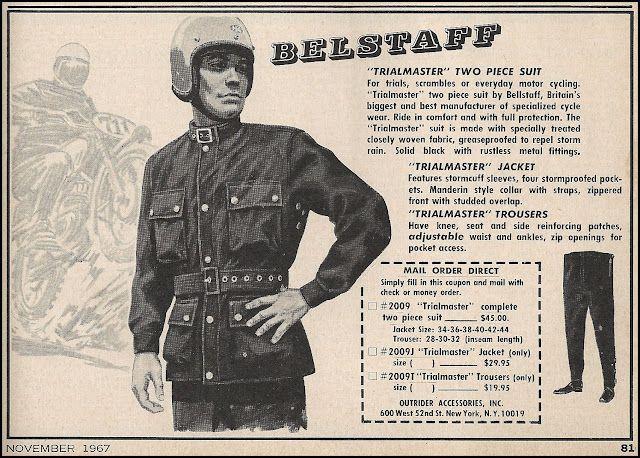 Belstaff Aviator Lederjacke