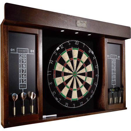 Best 25 dart board cabinet ideas on pinterest dartboard for Diy dartboard lighting