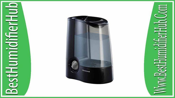 Honeywell HWM705B Filter Free Warm Moisture Humidifier Review