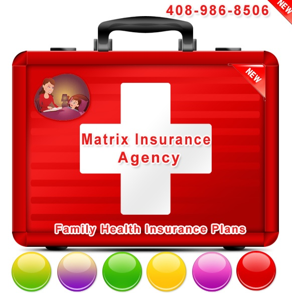 Bay Area California Health Insurance Plans Quotes: Health | Life | Dental | Business | Visitors | Workers Compensation for individuals, Family and Business in Santa Clara California | California Health Insurance Plans | Matrix Insurance Agency Santa Clara Offers Kaiser Health Insurance.  www.matrixia.com