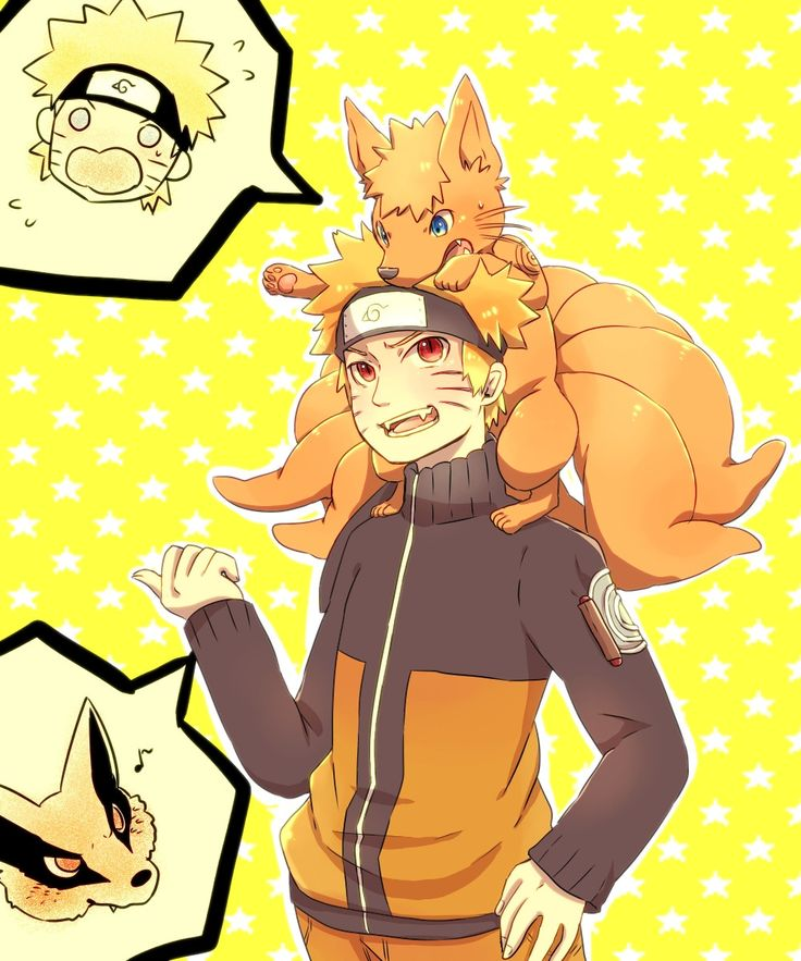 48 Best Naruto And Kurama Love Images On Pinterest