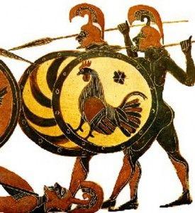 ¿A qué se debió la enemistad entre Atenas y Esparta?
