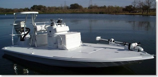 Shallow water boats, NewWater Boatworks, flats boat, poling skiff, Curlew, Ibis, Stilt, Avocet, fly fishing skiff, San Antonio, Texas