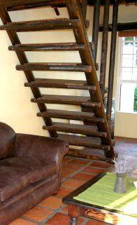 Stunnig staircase!