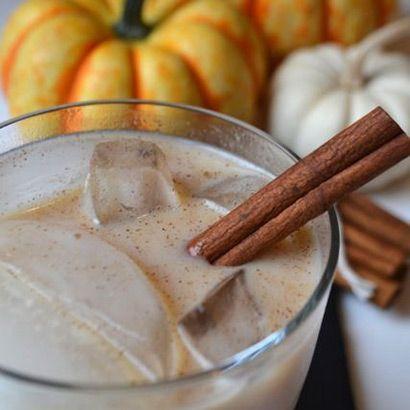 Pumpkin Pie White Russian