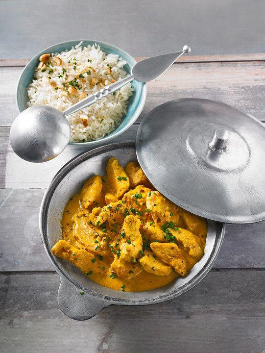 Indisches Chicken Korma, ein sehr schönes Rezept aus der Kategorie Kochen. Bewertungen: 599. Durchschnitt: Ø 4,6.
