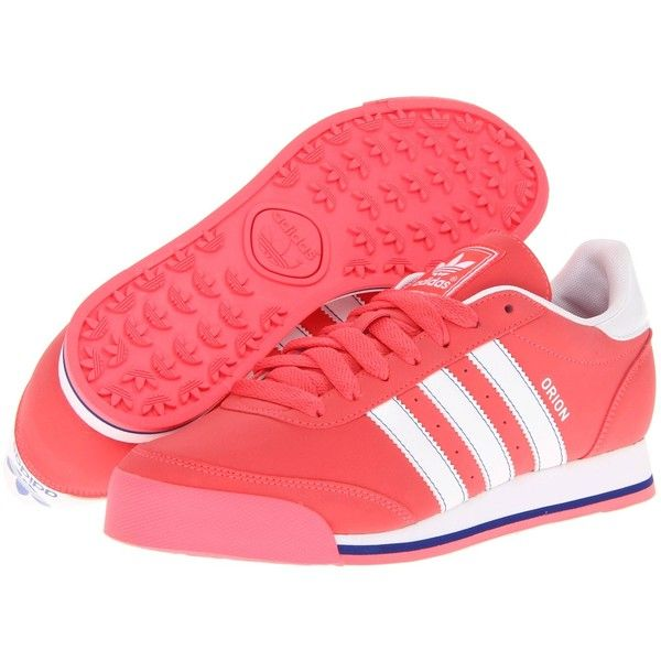 adidas Originals Orion 2 - Nubuck ($48) ? liked on Polyvore featuring shoes,