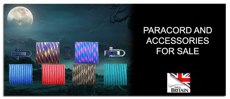 The paracord shop, paracord survival bracelets: