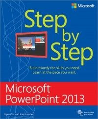 Microsoft PowerPoint 2013 Step by Step Pdf Download e-Book