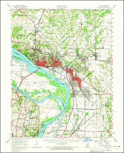 The National Map Historical Topographic Map Collection Usgs Has Digitized And Made Public Its Entire