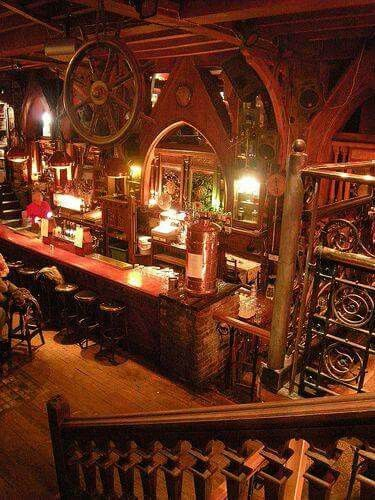 The Quay's pub, Galway.
