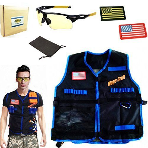 ??Can I make this? Nerf tactical vest (for sale on Amazon)