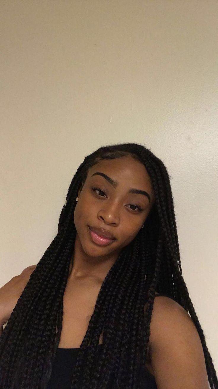 #Braidedforblackwomen #boxbraidshairstyles