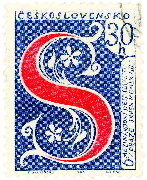 Capital Of Czechoslovakia  Letters