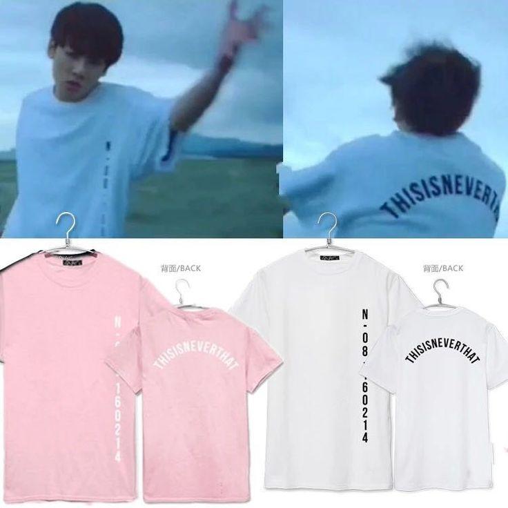 2016 New Arrival BTS T-shirt Bangtan Boys Unisex Tee Kpop BTS SAVE ME JUNGKOOK…