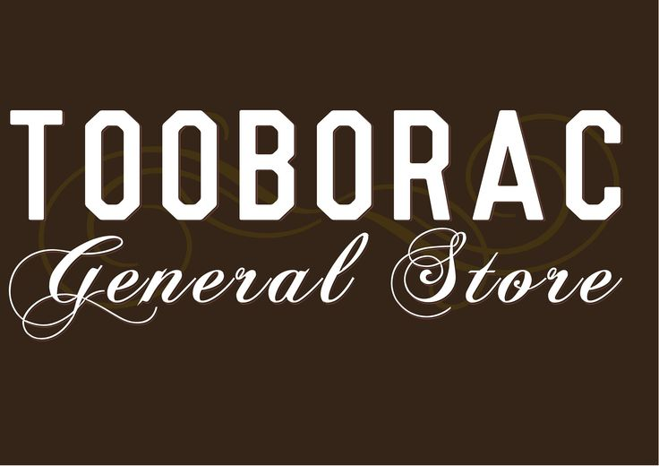 A logo I designed recently for a cafe and general store in country Victoria. #design #logo #branding #cafe #tooboracgeneralstore #graphicdesgin