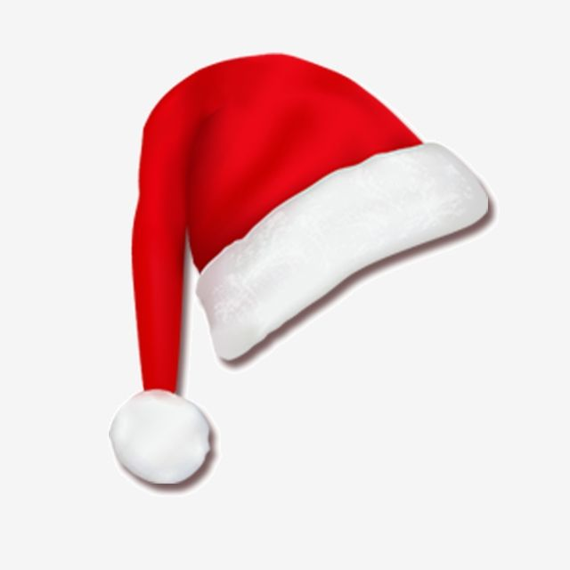 A Christmas Hat, Christmas Hat, Red, Pretty PNG Transparent