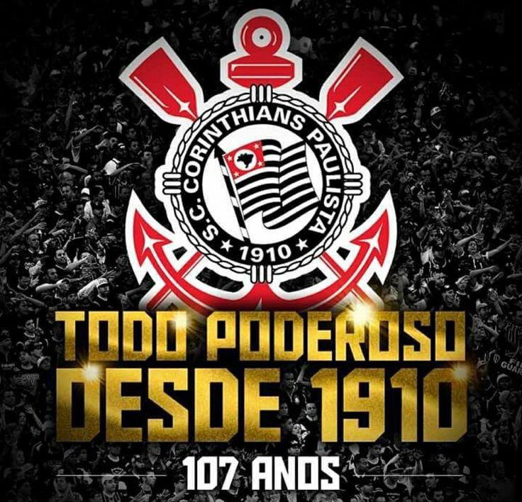 Sport Club Corinthians Paulista - 107th Anniversary