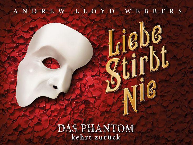 #lieberDschinni heute habe ich mit einer Freundin das Phantom der Oper gesehen, nun wünsche ich mir zwei Tickets für die Fortsetzung, die ich gerne mit ihr sehen würde.